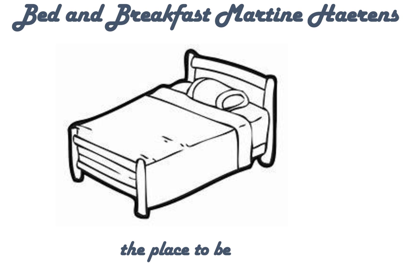 bed and breakfast Martine Haerens