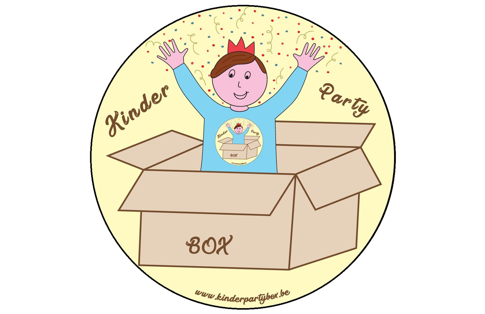 KinderPartyBox