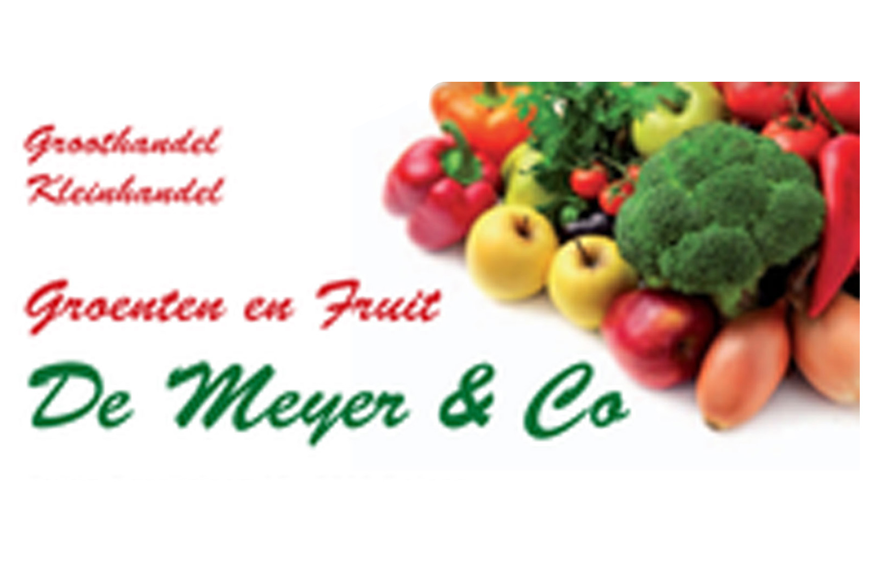De Meyer & Co groenten & fruit