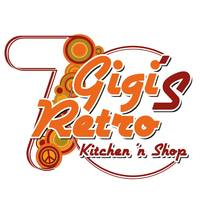 Gigi's retro kitchen